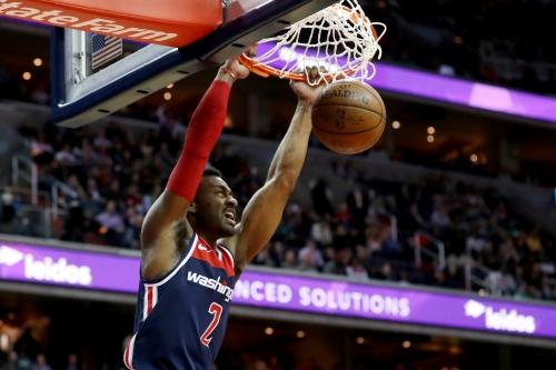 Wizards-Raptors Game 1 live updates: Can Washington shake off a bad ending to the regular season?