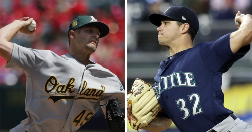 Mariners vs. Athletics: Live updates as Marco Gonzales takes on Oakland at Safeco Field