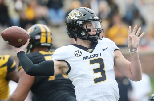 Mizzou shows glimpses of firepower in spring football game