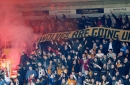 Flares, pitch invaders & a blow - moments you missed as Wolves celebrated against Birmingham City