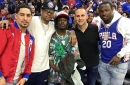 The Linc - LeSean McCoy is still showing love for Philly