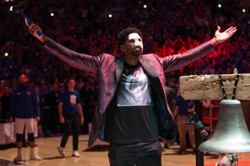 Joel Embiid Out for Game 2