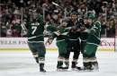 Wild claw back into series with lopsided Game 3 victory over Jets