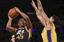 Kyle Kuzma Believes Jazz's Donovan Mitchell Should Win Rookie Of The Year Over 76ers' Ben Simmons