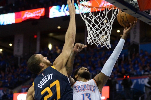 Game 1 recap: OKC's 2nd half surge quiets Jazz