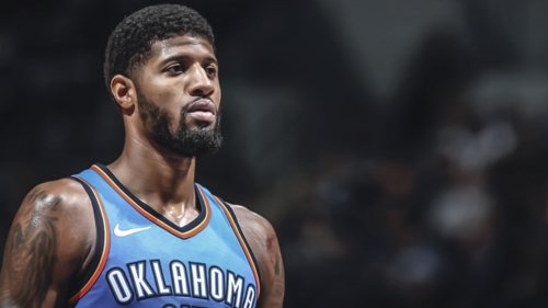 Paul George injury update following hip contusion
