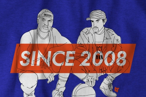 Get your Westbrook and Collison 'Since 2008' T-Shirt