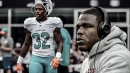 Dolphins RB Frank Gore wants to mentor Kenyan Drake on and off field