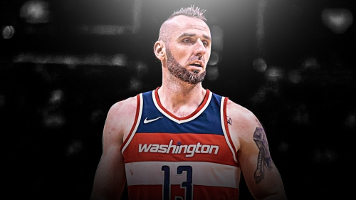 Marcin Gortat says Wizards used body language because Game 1 was so loud