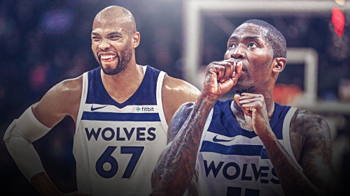 Jamal Crawford, Taj Gibson put Sixth Man of the Year beef behind, join forces for playoff run