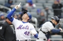 The odd man out in Mets' outfield isn't playing like it