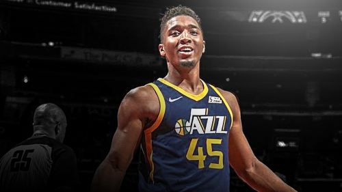 Donovan Mitchell says he 'feels fine' after hurting toe