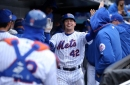Brandon Nimmo doesn't seem to mind his role on the Mets