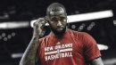 DeMarcus Cousins back in Las Vegas, hopes to attend playoff game
