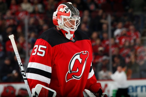 New Jersey Devils Make Line-Up Changes Ahead of Game 3