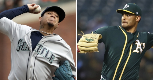 Mariners vs. Athletics: Live updates as M's look to break out the brooms vs. A's
