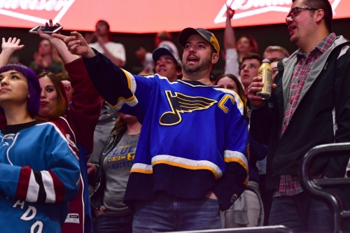 Blues rank first on THN's Fan Misery Index