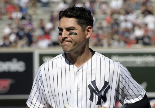 Yankees outfielder Jacoby Ellsbury has another injury