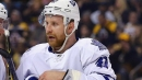 Maple Leafs lose more feistiness with Leo Komarov's Game 3 absence