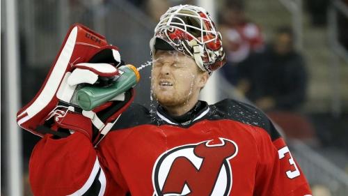 Schneider starts in goal for Devils in Game 3, Johansson back