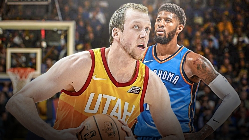Joe Ingles speaks on exchange with Paul George