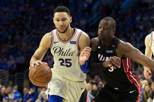 Sixers Heat Game 2: Game Thread
