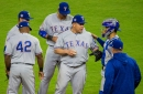 Bartolo Colon's spot in Rangers' rotation still not permanent after flirting with perfection