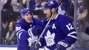 Patrick Marleau's two goals helps Maple Leafs avoid 3-0 series hole