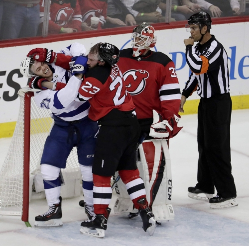 Lightning-Devils: How New Jersey struck back to make it a series
