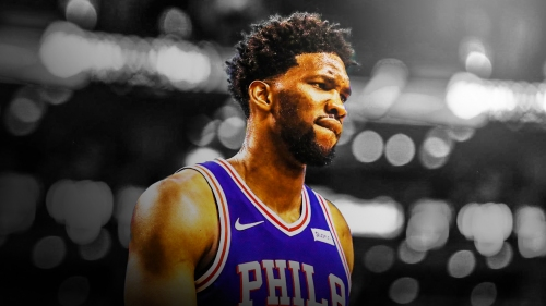 Joel Embiid posts cryptic, NSFW message after Sixers' loss