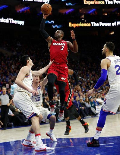 Joel Embiid makes it clear he wants to play as Heat even series with Sixers