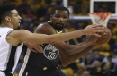 Durant, Thompson lead Warriors to a 2-0 series lead on Spurs