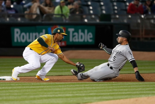 The White Sox are back — and play a terrible opener in Oakland in every regard