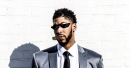 Anthony Davis was only Pelicans player to arrive in Game 1 wearing a suit