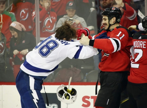Hey, Tampa Bay, how do you like Brian Boyle now?