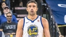 Zaza Pachulia not taking playoff benching personal: 'It's all about the team'
