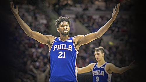 Dario Saric confident Joel Embiid will come back vs. Heat to 'kick their [behind]'