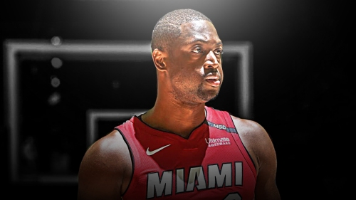 Dwyane Wade says taking over games is 'just in my DNA'