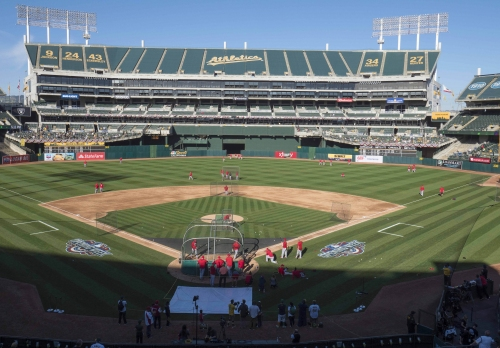 Free baseball: Oakland A's expect full house of 65,000 for giveaway game