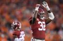 Bengals host Alabama LB Rashaan Evans for pre-draft visit