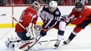 NHL playoff notes: Capitals goalie Braden Holtby draws back in for Game 3