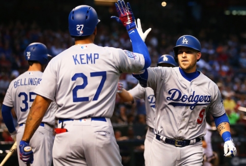 Dodgers News: Yasmani Grandal, Matt Kemp See Irony In Being Teammates After Previously Getting Traded For Each Other