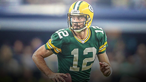 Packers QB Aaron Rodgers says there's 'interest on both sides' to get extension done