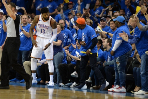 5 Takeaways from inside the 'Peake during game 1
