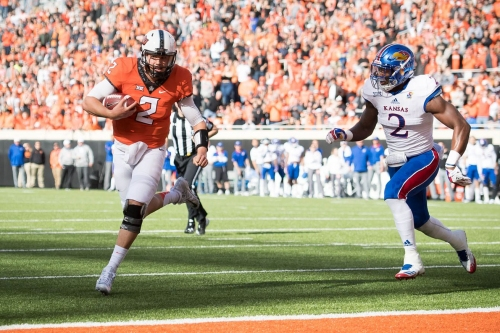 Mason Rudolph scouting report: Personal history