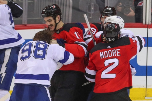 New Jersey Devils vs. Tampa Bay Lightning: Game 4 Preview