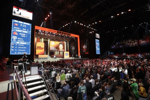 NFL Mock Draft 2018 roundup: Josh Allen rises, Browns take Bills deal at No. 4
