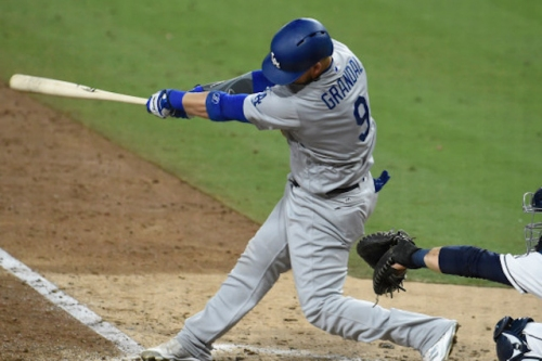 Dodgers News: Yasmani Grandal Trusting Execution At The Plate, Regardless Of Results