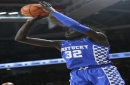 Kentucky basketball's Wenyen Gabriel declares for NBA draft but isn't signing with agent