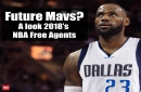 Future Mavericks?The best free agents for 2018, including LeBron,George, Cousins